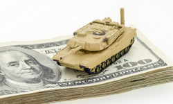 Monetary Policy on a War Footing